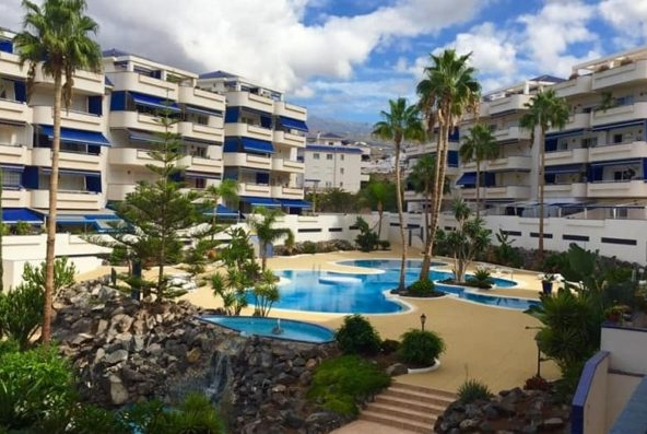 Apartment on the coast of Los Cristianos