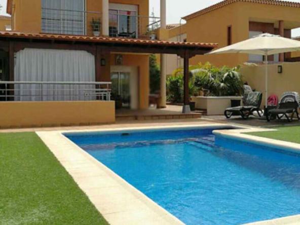 villa for sale on Teneerife