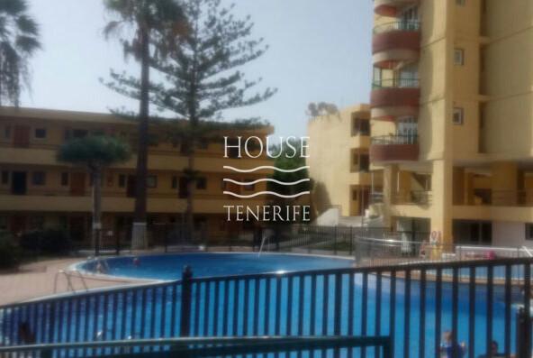 Apartment on the island of Tenerife